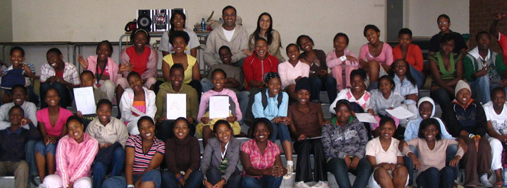 Youth empowerment in Soweto
